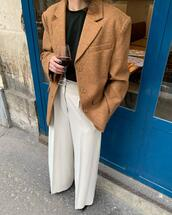 pants,jacket,top