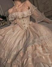 dress,vintage dress,vintage,retro,fluffy