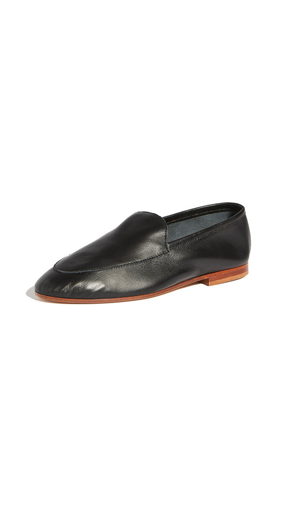 Mansur Gavriel Sock Loafers in black