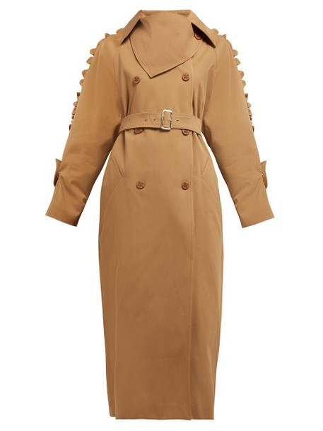 Max Mara - Baccara Coat - Womens - Brown
