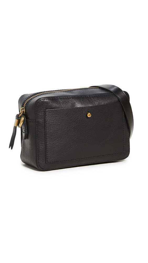 Madewell Transport Camera Bag in black