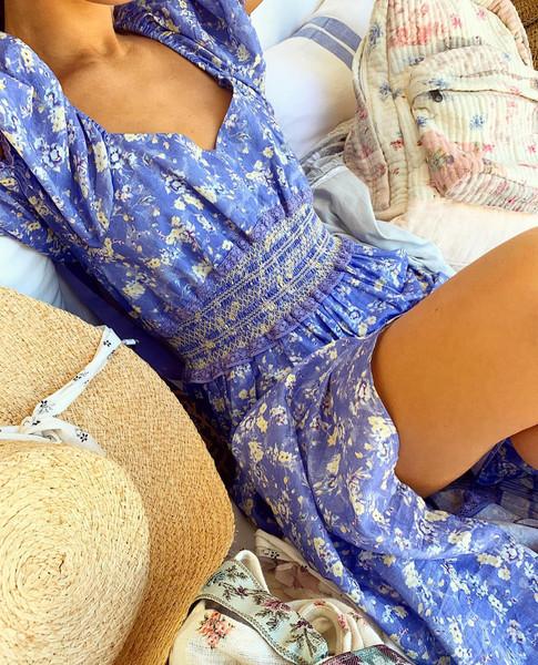 hat bag dress