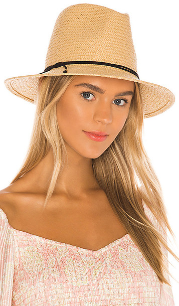 Hat Attack Travel Hat in Tan