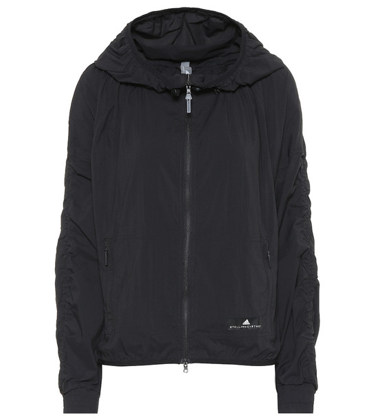 Adidas by Stella McCartney Run Light jacket in black