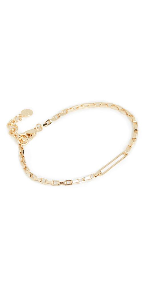 Gorjana Nicole Delicate Bracelet in gold