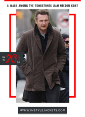 coat,liam neeson,brown coat,fashion