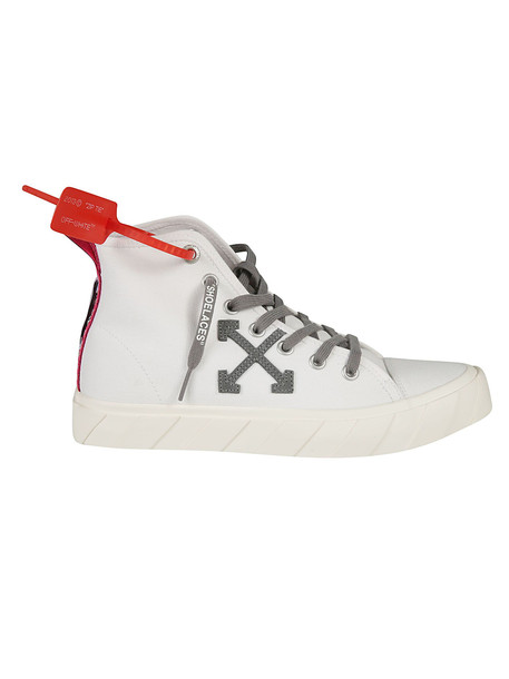Off-White Off White High-cut Logo Sneakers