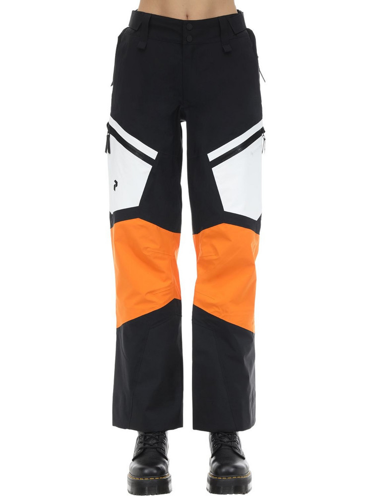 PEAK PERFORMANCE W Gravity Pants in orange