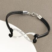 jewels,bracelets,charm bracelet,infinity bracelet,personalized bracelet,name bracelet,women fashion,jewelry,infinity name bracelet