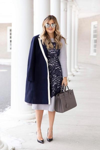 suburban faux-pas blogger dress sunglasses bag shoes
