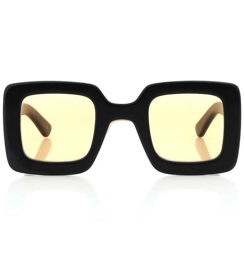 Gucci Square sunglasses in black