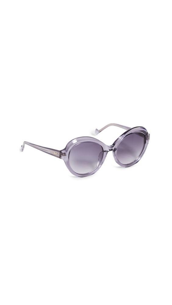 Zimmermann Amelie Sunglasses in grey