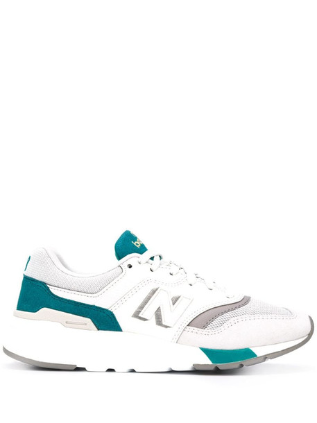 New Balance 997H low-top sneakers in white