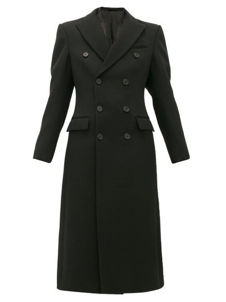 WARDROBE.NYC Wardrobe. nyc - Release 05 Double-breasted Merino-wool Coat - Womens - Black