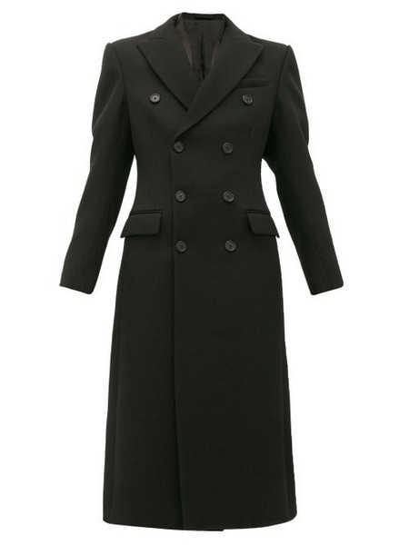 WARDROBE.NYC Wardrobe. nyc - Release 05 Double-breasted Merino-wool Coat - Womens - Black