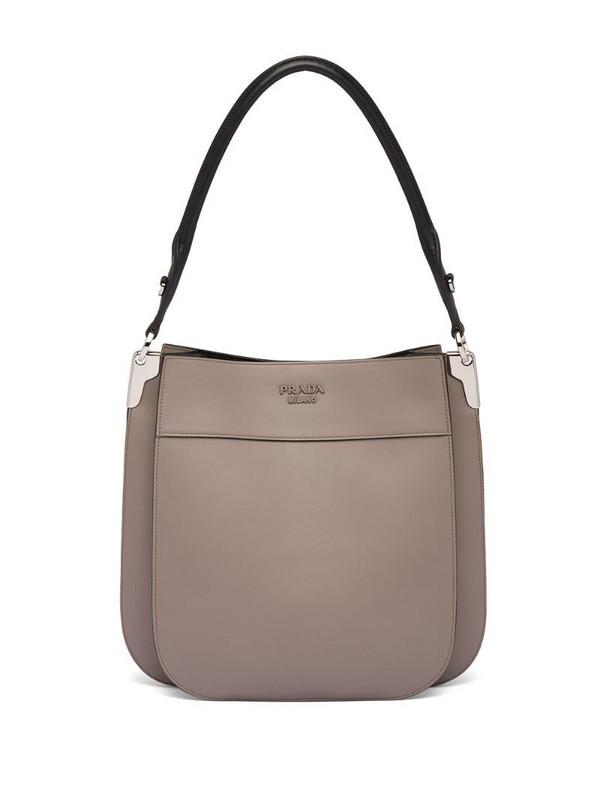 Prada Margit shoulder bag in grey