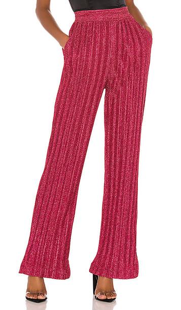 NBD Phoibe Pant in Pink