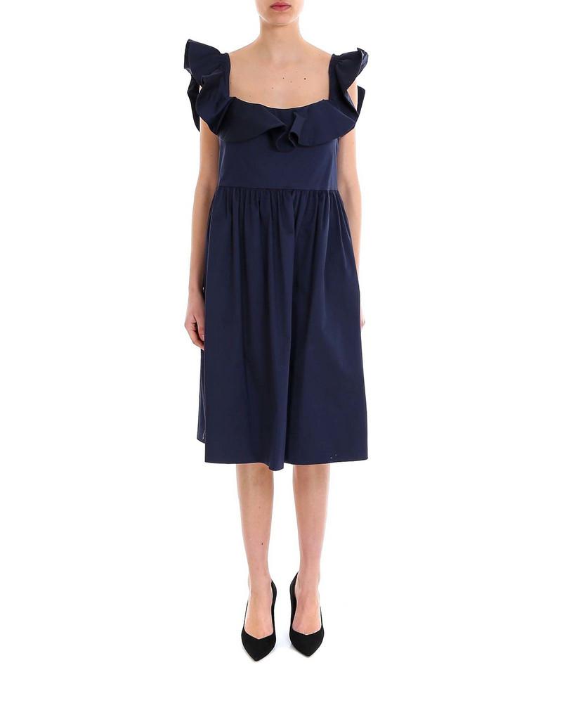 Lardini Ikki Dress in blue