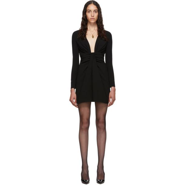 Altuzarra Black Elona Dress