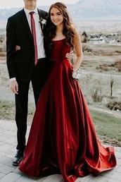 dress,red dress,prom dress,long dress
