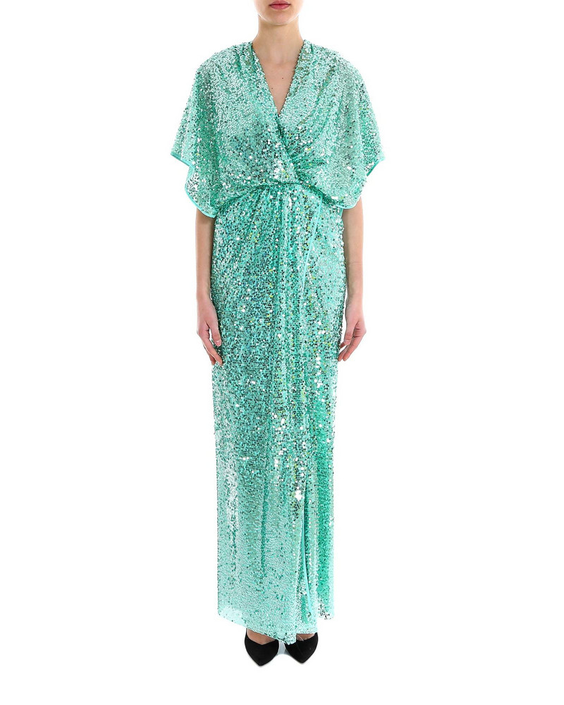 In The Mood For Love Vanessa Dress in green