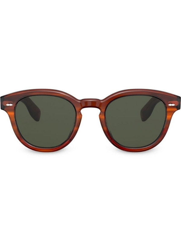 Oliver Peoples Cary Grant sunglasses in brown