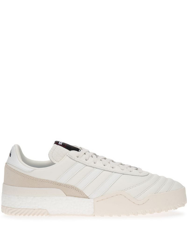 adidas Originals by Alexander Wang BBall soccer sneakers in white
