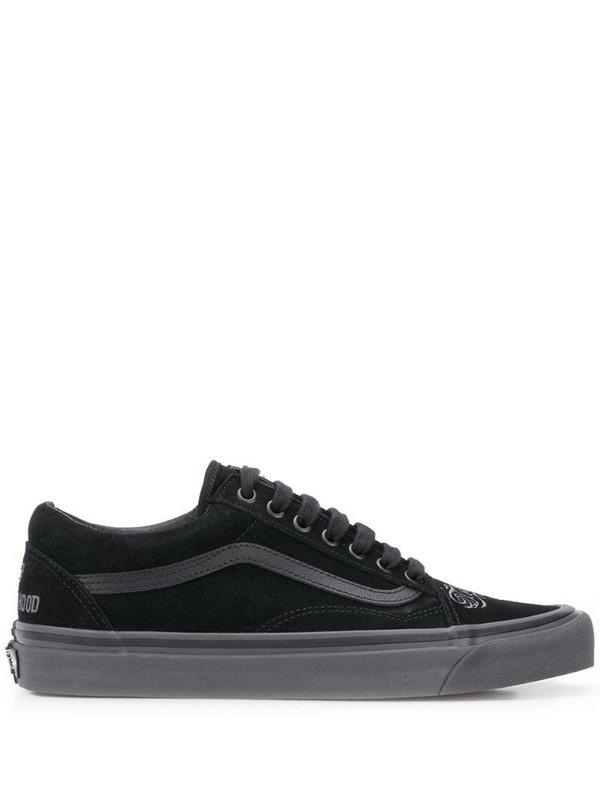 Neighborhood x Vans Old Skool 36 DX low-top sneakers in black