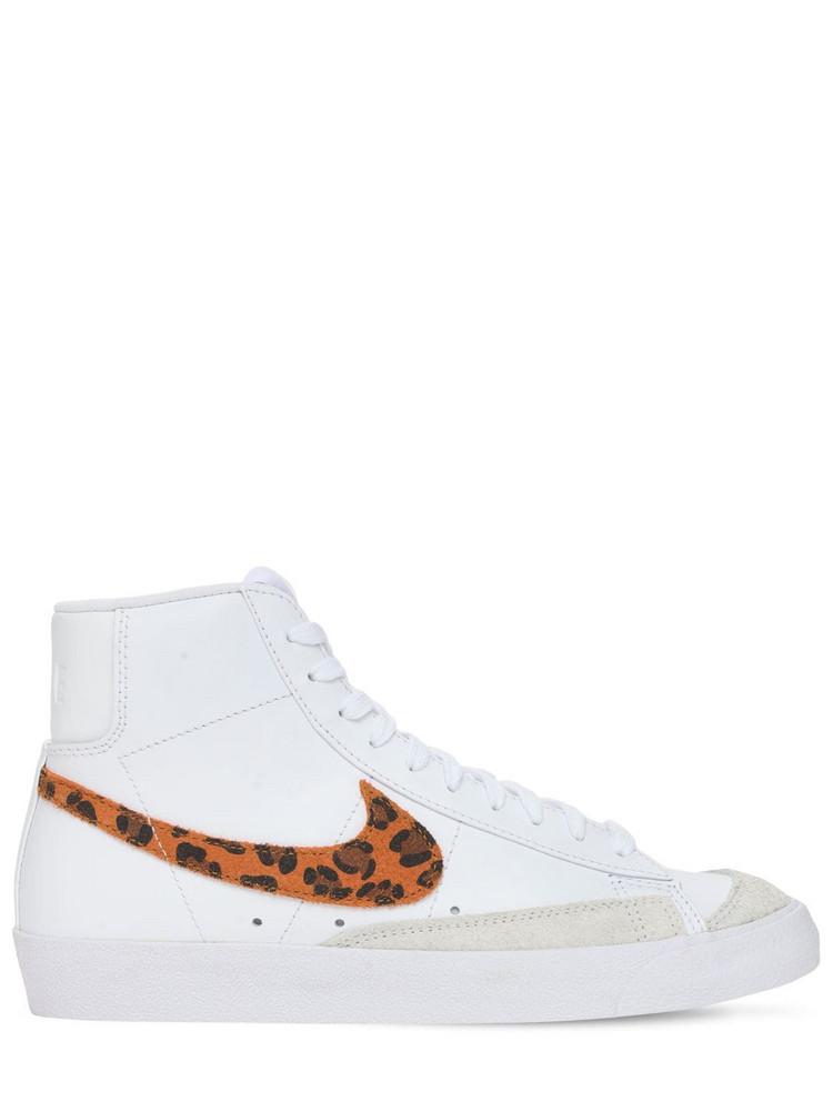 NIKE Blazer Mid 77 Sneakers in white