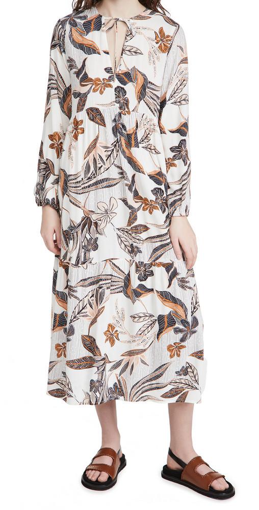 Rachel Pally Crepe Nadia Dress in print