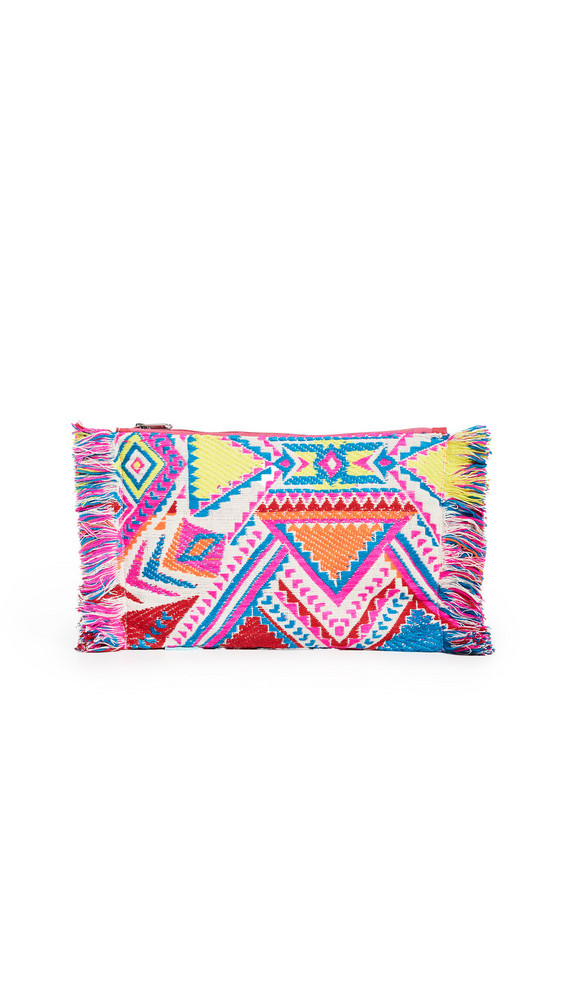 Shopbop Home Shopbop @Home Bright Vintage Pouch in multi