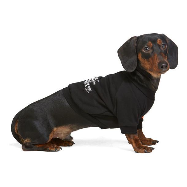 Heron Preston Black VIP Edition Logo Crewneck Sweater