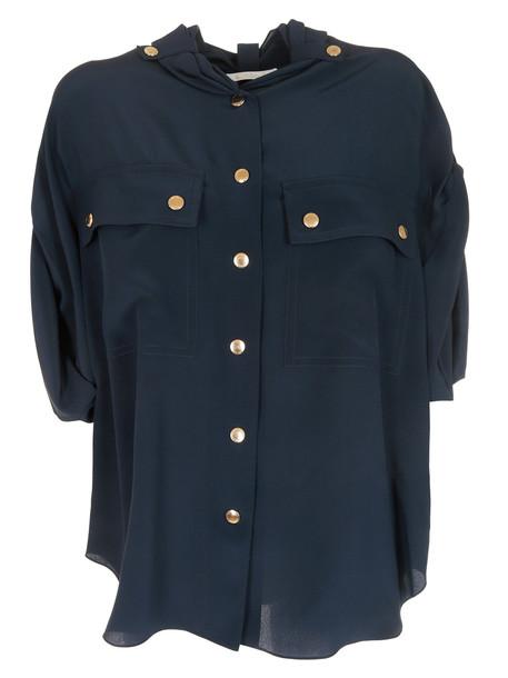 Chloé Chloé Buttoned Loose Shirt