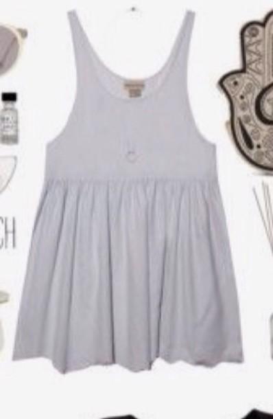 dress grey shirt