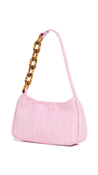 Studio 33 Woke Mini Baguette Bag in pink
