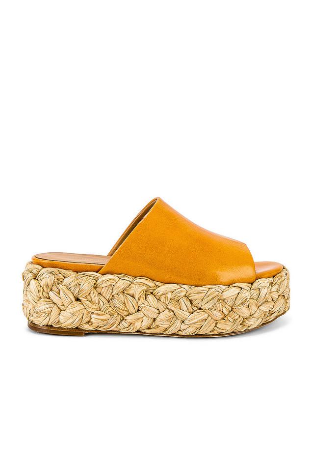Paloma Barcelo Odile Lory Sandal in orange
