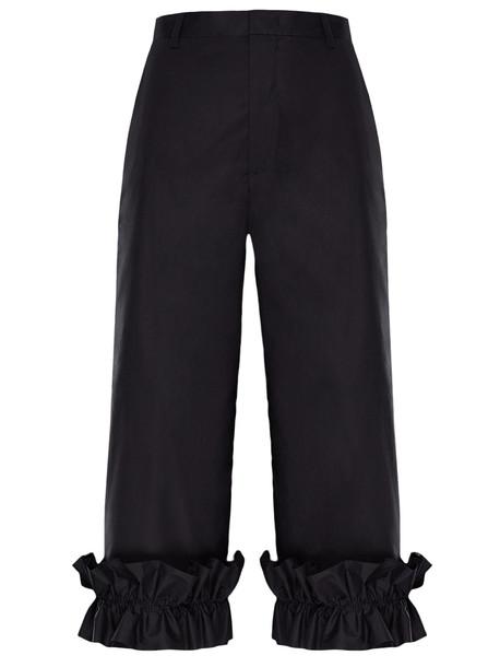 Moncler Genius 6 Noir Kei Ninomiya Pants