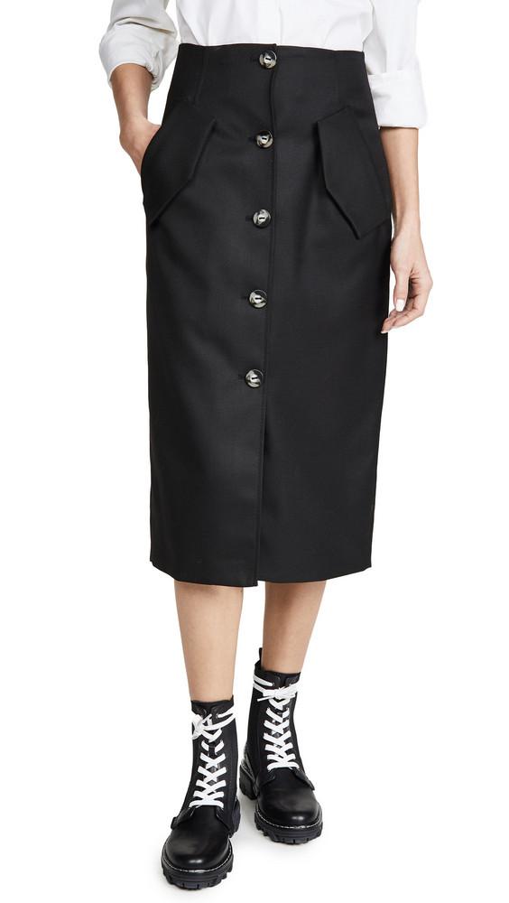 BAUM UND PFERDGARTEN Saskia Skirt in black