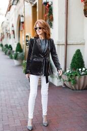 themiddlepage,blogger,jacket,t-shirt,jeans,shoes