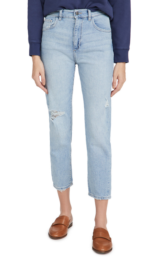 DL DL1961 Susie Tapered Jeans