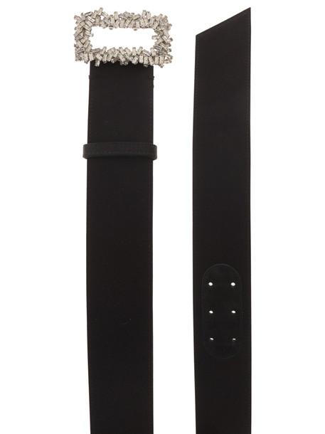 Alexandre Vauthier Belt in black
