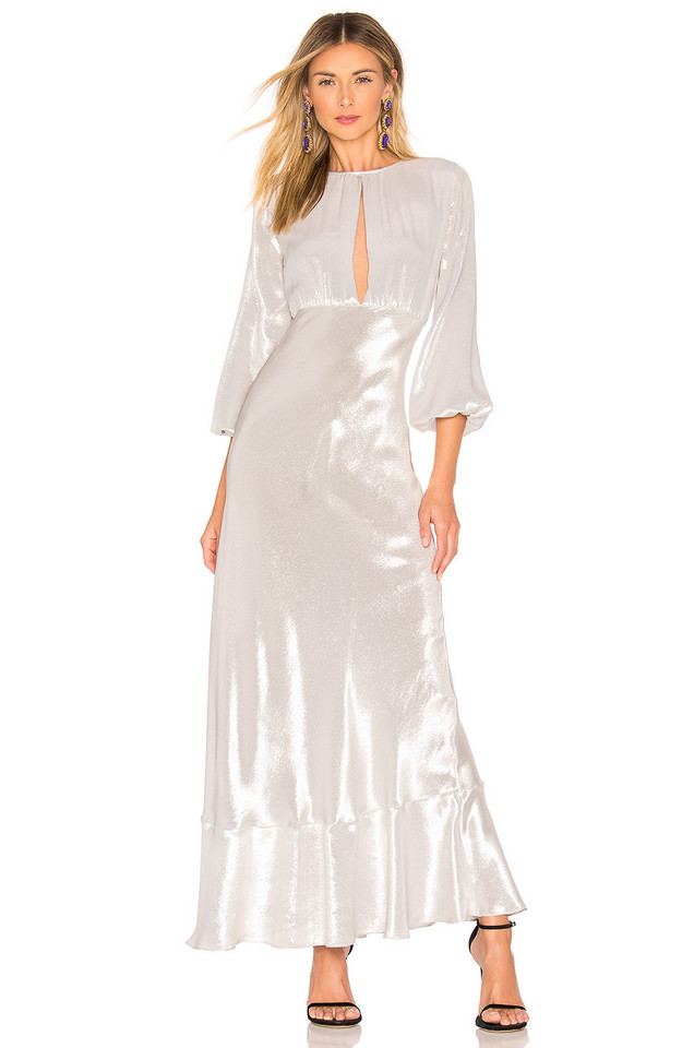Cynthia Rowley Silver Lake Gown