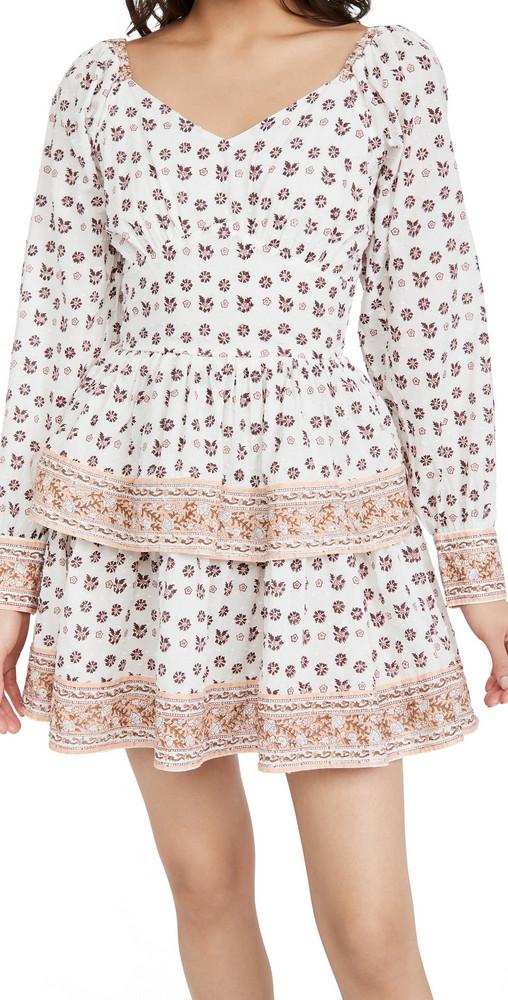 Cleobella Reina Mini Dress in print