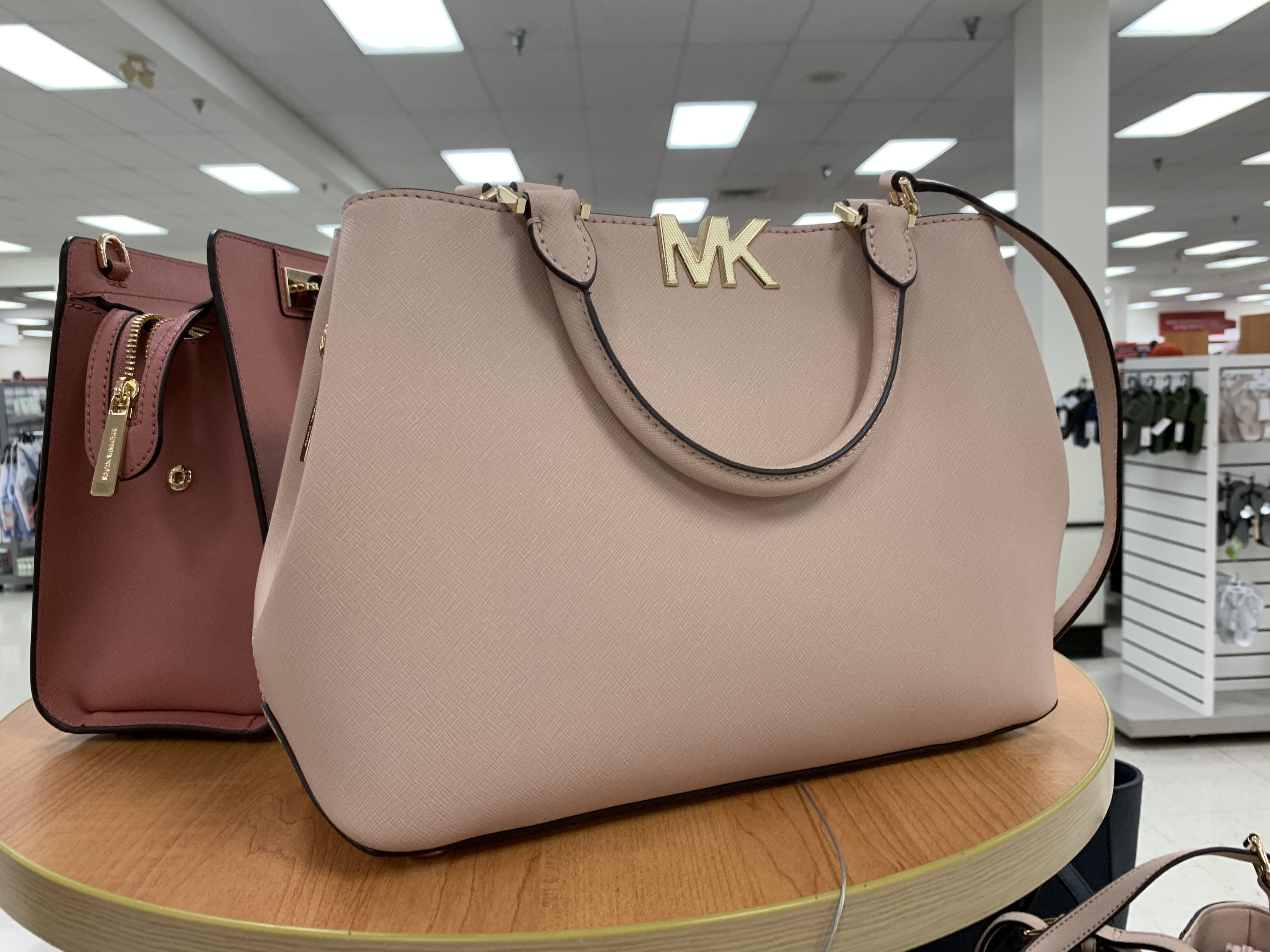 high fashion amazing price new style bag, pink, cute, michael kors, purse - Wheretoget