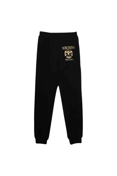 Moschino Sports Pants With Logo in nero