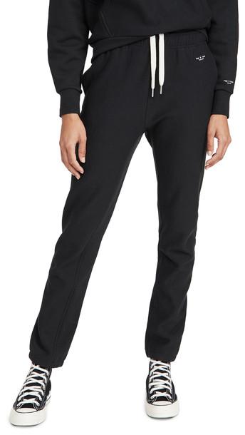 Rag & Bone City Sweatpants in black