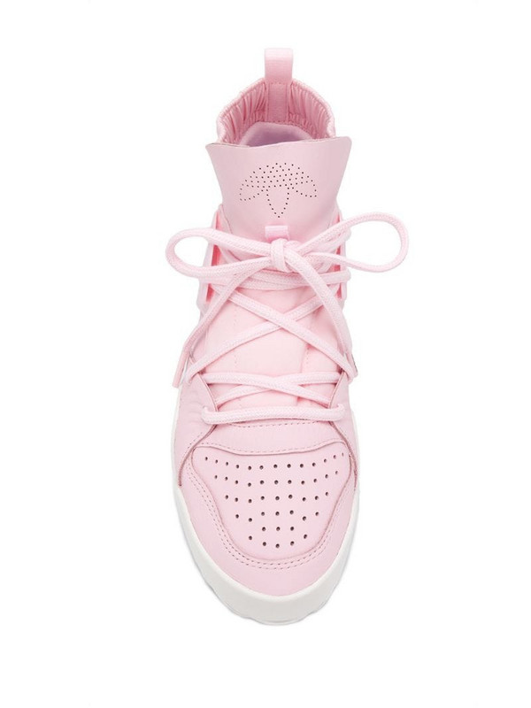 adidas Originals by Alexander Wang AW B-Ball sneakers in pink