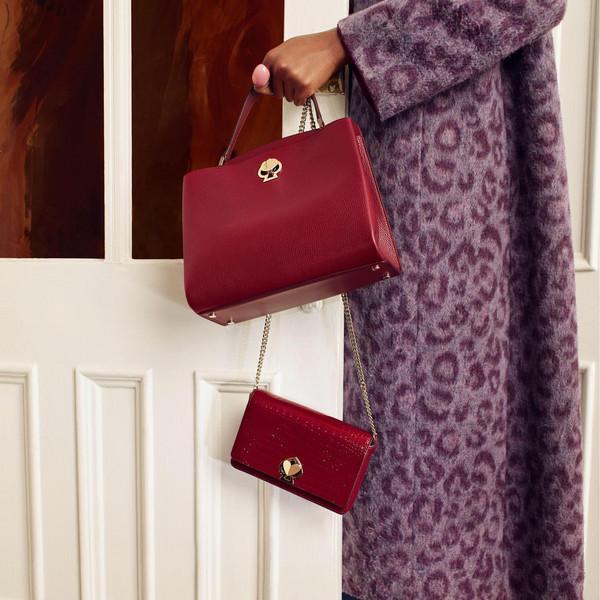 coat bag jewels