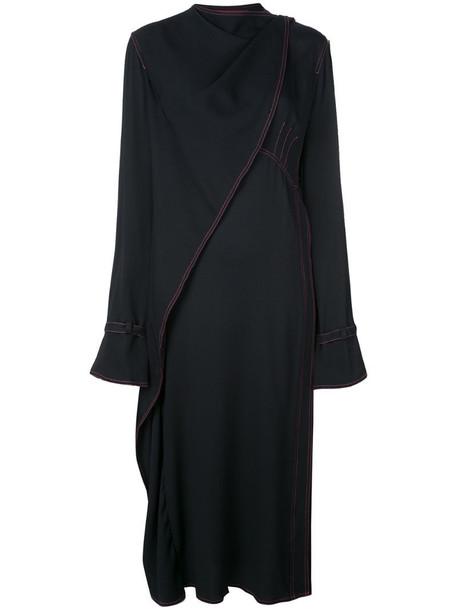 Sies Marjan Dimity Marocaine dress in black