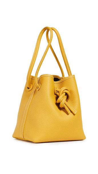 Vasic Collection Bond Mini Bag in mustard